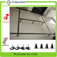 Good quality assembling metal bed frame