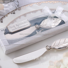 Wholesale party and event supplies wedding souvenir butter knife wedding gift