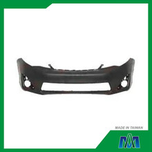 CAR FRONT BUMPER FOR TOYOTA CAMRY LE XLE MODEL 2012 52119-06974 BLACK FINISH