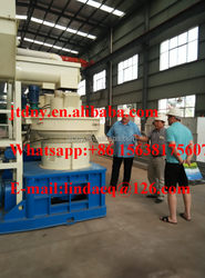 2016 China Factory Direct Supply Machines To Produce Pellet /pellet making line