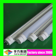 2015 factory fluorescent lamp replacement 2ft 3ft 4ft 5ft 6ft 8ft 22w T8 led fluorescent tube