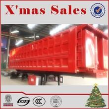 3 axles tipper semi trailer,3 axles dump truck trailer +86 15163790960