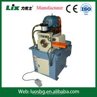 single head exhaust pipe making field deburr machine LDJ-80