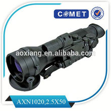 Best selling 2.5x50 Night vision scope,1+gen night vision riflescope