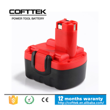 NI-MH rechargeable battery 14.4v Replace orginal BOSCH battery 2 607 335 711, 2 607 335 712, 2 610 909 013