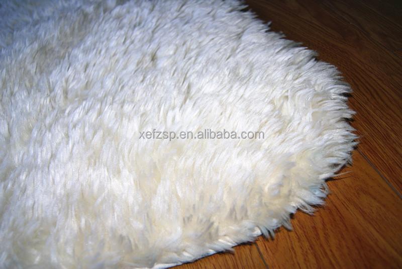custom koeienhuid vloerkleed synthetische schapenvacht tapijt ...