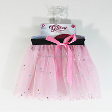 yiwu pink chiffon cheap girl pageant birthday tutu dress for kids girls puffy dresses