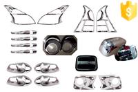 Full set car chromed accessories 27 pcs/set for Toyota Avanza 2012- chromed car 4x4 accessories