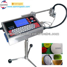 automatic spray inkjet coding machine printer/ink jet printer