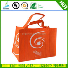 2015 recycled laminated china pp woven bag manufacturers with custormized logo