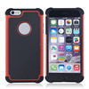 Cell phone case accessory 3 in 1 mobile phone TPU Shock proof Cover for I9500/S4