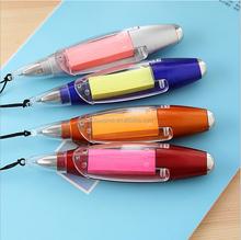 Memo LED pen , promotional ball pen