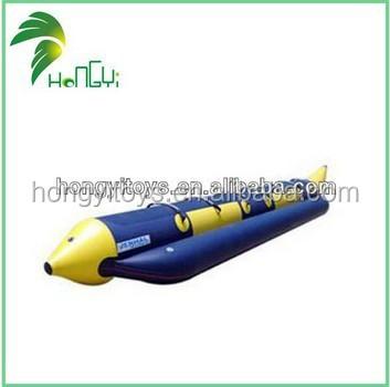 Interesting Entertainment Way Inflatable Water Banana Boat .jpg