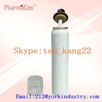 100ml aluminum aerosol spray can
