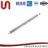 unisun silicon rubber electric railway composite insulator