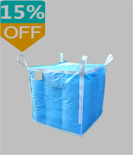 100% vergine pp di alta qualità prezzo di fabbrica busta di plastica grande