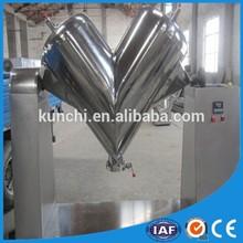 Caliente venta! profesional de acero inoxidable automático en forma de V de mezcla en polvo de la máquina / V tipo mezclador