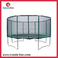 CreateFun Safest 10FT professional gymnastics and fabric for trampoline