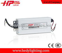 2015 newest high quality aluminum box waterproof led driver constant voltage single output 120w 8a 15v regulated power supply