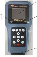 8 in 1 Handheld Motor Diagnostic Tool MST-100P