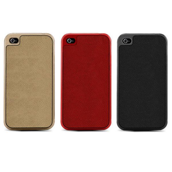 Luxury two mobile phones leather case for Samsung S5
