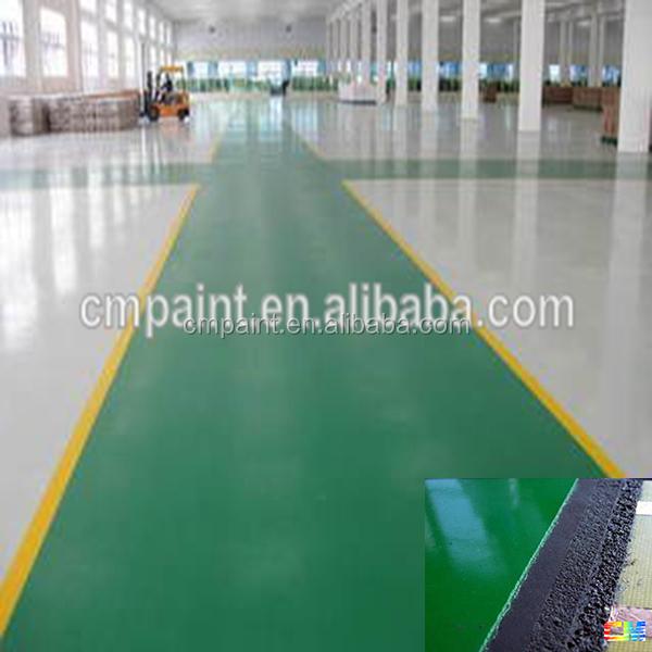 Waterborne Epoxy Floor Coating Features Indoor Paint