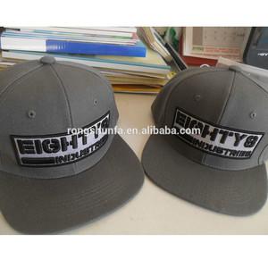 профессиональные шапка snapback/шляпу manufaturer предлагаем акриловые/хлопка/шерсти пользовательских плоский край шляпы
