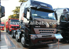 Hot sale SINOTRUK HOWO 6x2 tractor truck /prime mover 336HP EGR 3