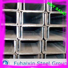 Hot Sale Hot rolled structure steel u channel bar