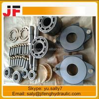 Excavator repair kit for hydraulic pump, travel motor, swing motor