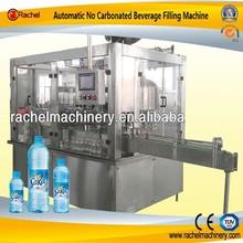 Agua pura máquina embotelladora
