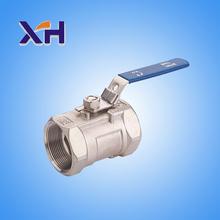 1PC type ball valve with internal thread