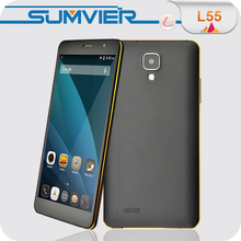 4G factory sales directly good looking octa core 4g lte L55 super slim smartphone