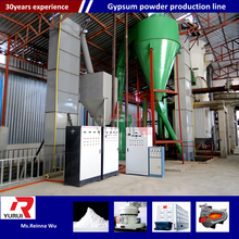 factory direct selling gypsum powder production line