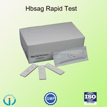 in vitro diagnostic test kit hbsag, hbsag test manufacturer