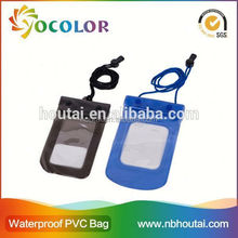 Hanging Clothes Hook Pvc Bags With Velcro Closure