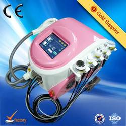 Hot sale top ultrasound hair removal machine for 6 in 1 multifunction combination
