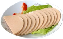 hot sell 340g canned chicken luncheon meat