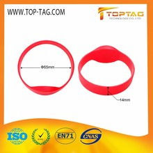 Electronic Identification Bracelet Waterproof Rfid Nfc Wristband