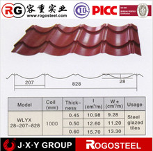 housekeeping materials and equipment alibaba china supplier corrugated colorbond metal roofing sheet