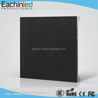 Lightweight slim indoor p4 led screen display for stage