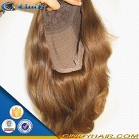 Feels incredibly soft European virgin hair jewish women wigs kosher wigs
