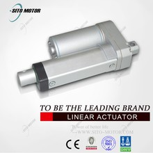 High Efficiency Low Voltage electromagnetic 12/24v tubular linear actuator for solar tracker