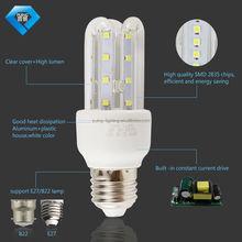 e27/b22 No lie!! best price 3W/5W /9W/12W/18W/24W/32W/60W led corn bulb led bulb