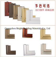 Bronze Color Anodized Aluminum Window for South Africa