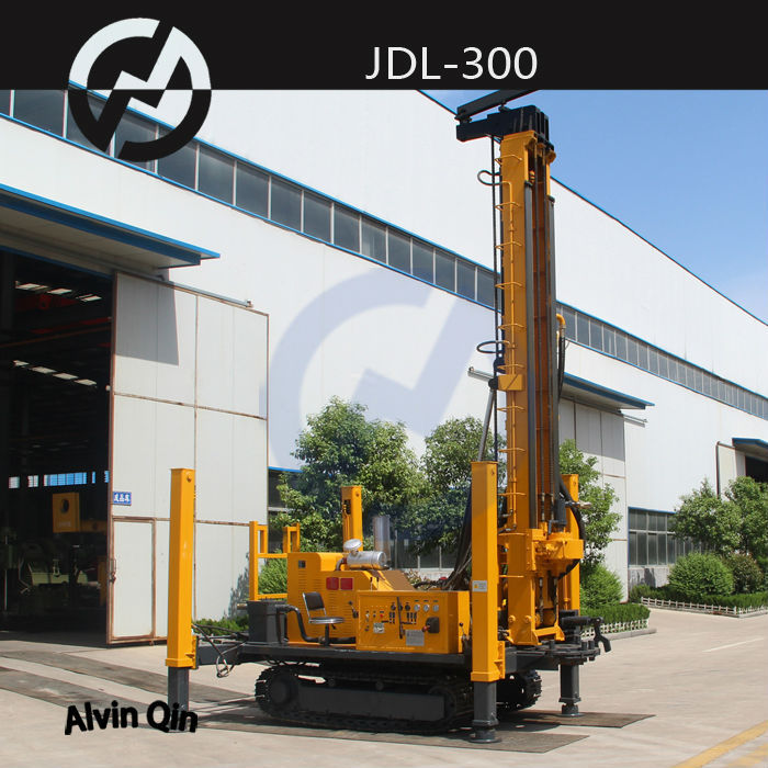 jdl 300 multipurpose core drilling machine drilling for