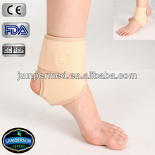 AN-401 Samderson beige athletic neoprene ankle support/ankle brace