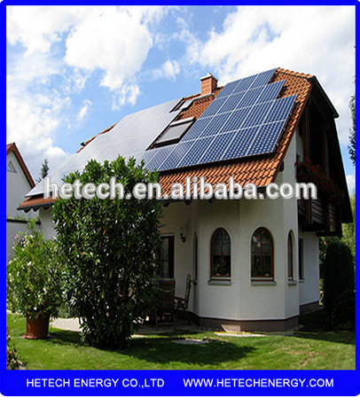 High Efficiency Off Grid 5kw Home Solar System Prices