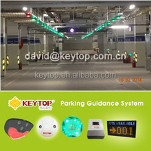 Car parking system with high quality ultrasonic sensor CE Approved