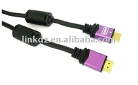 High Speed HDMI Cable with Ethernet - Category 2 Certified - Supports 3D & Audio Return Channel [Latest HDMI Version Available]